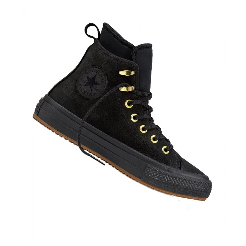 Converse Chuck Taylor AS WP Boot Hi Damen F001 - schwarz