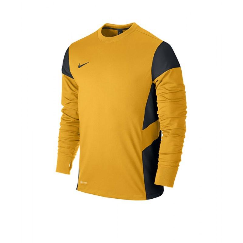Nike Sweatshirt Academy 14 Kinder F739 Gelb - gold