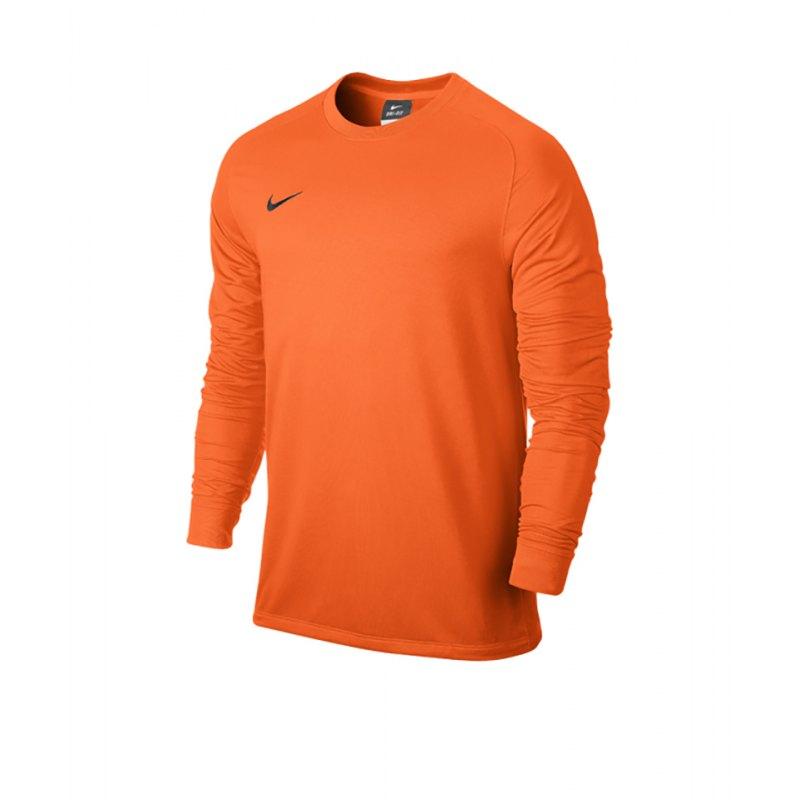 Nike Torwarttrikot Park Goalie II F803 Orange - orange