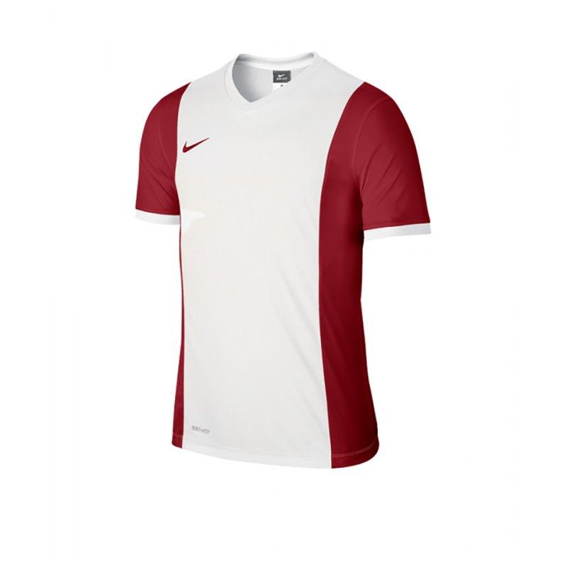 Nike Kurzarm Trikot Park Derby Kinder F106 Weiss - weiss