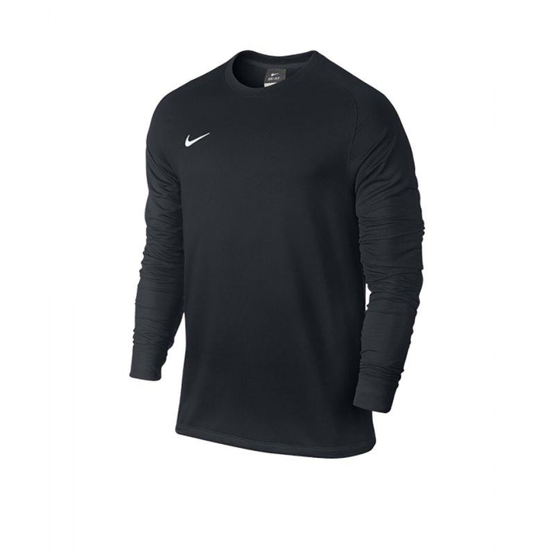 Nike Torwarttrikot Park Goalie II Kinder F010 - schwarz