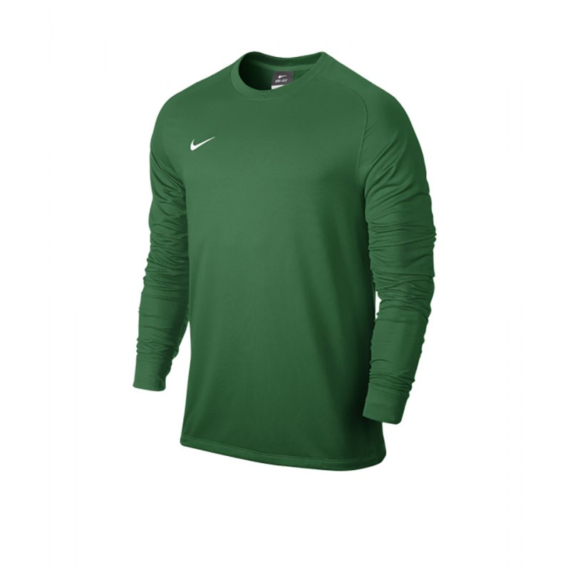 Nike Torwarttrikot Park Goalie II Kinder F302 Grün - gruen