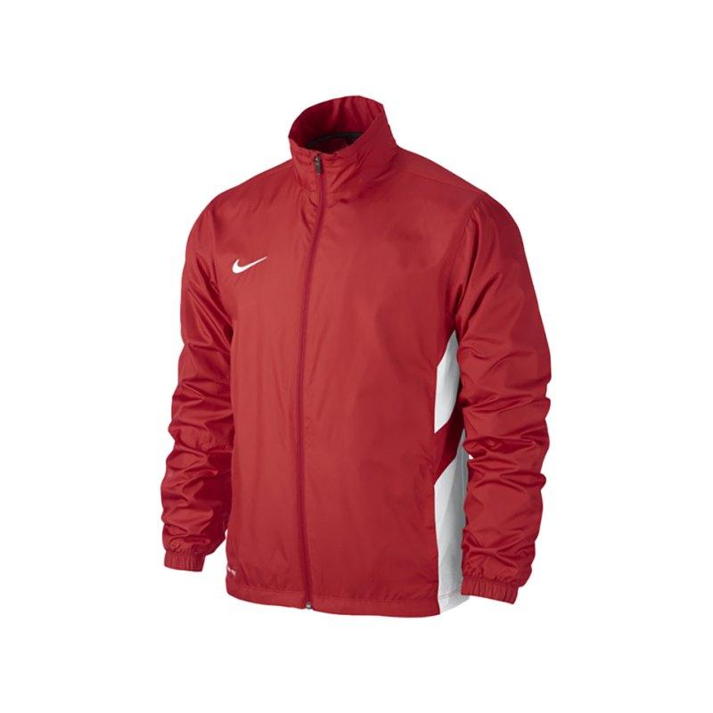 Nike Präsentationsjacke Academy 14 F657 Rot - rot