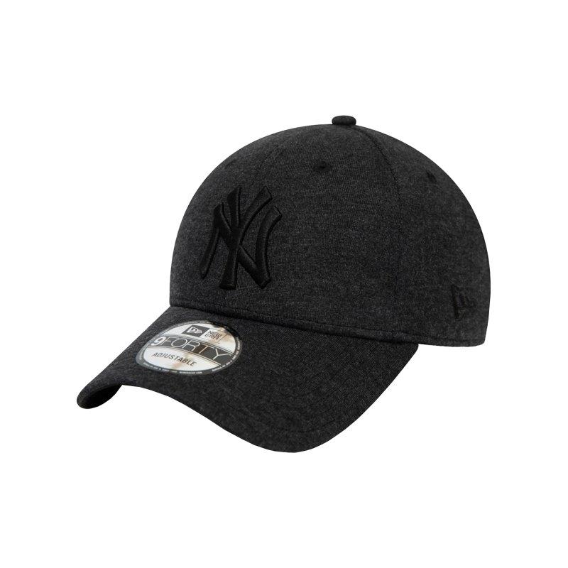 New Era NY Yankees Ess. 9Forty Cap Schwarz FBLK - schwarz