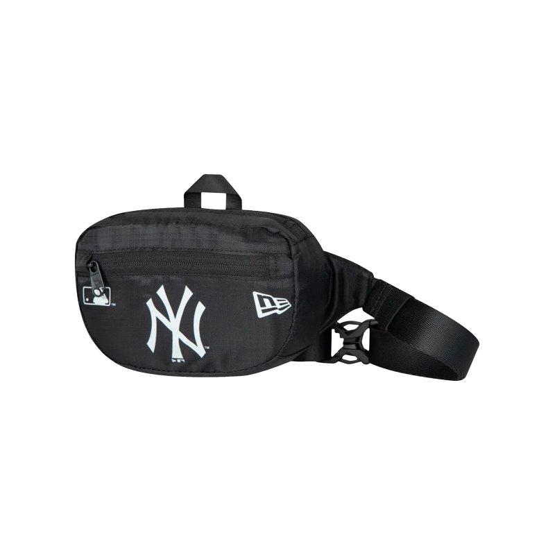New Era NY Yankees Micro Waist Bag Schwarz FBLK - schwarz