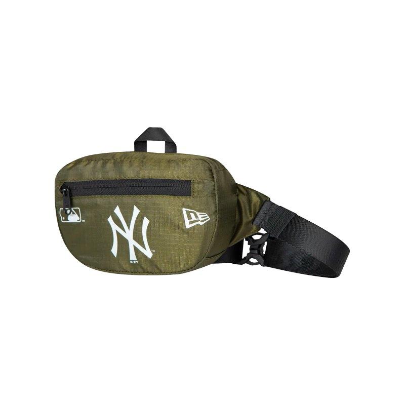 New Era NY Yankees Micro Waist Bag Grün FNOV - gruen
