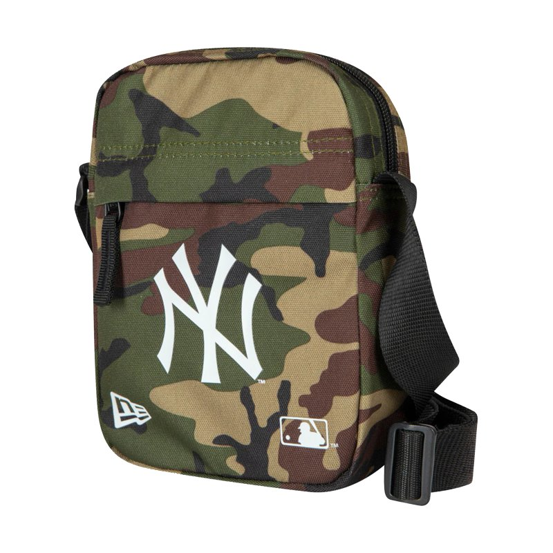 New Era NY Yankees Side Bag Grün FWDC - gruen