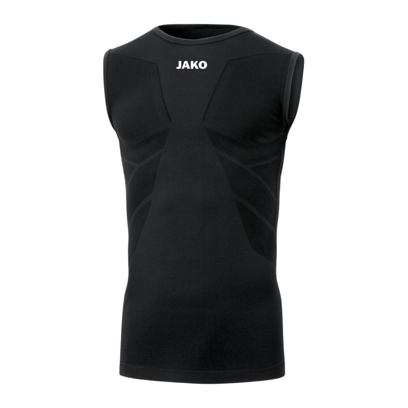 JAKO Comfort 2.0 Tanktop Schwarz F08 - schwarz