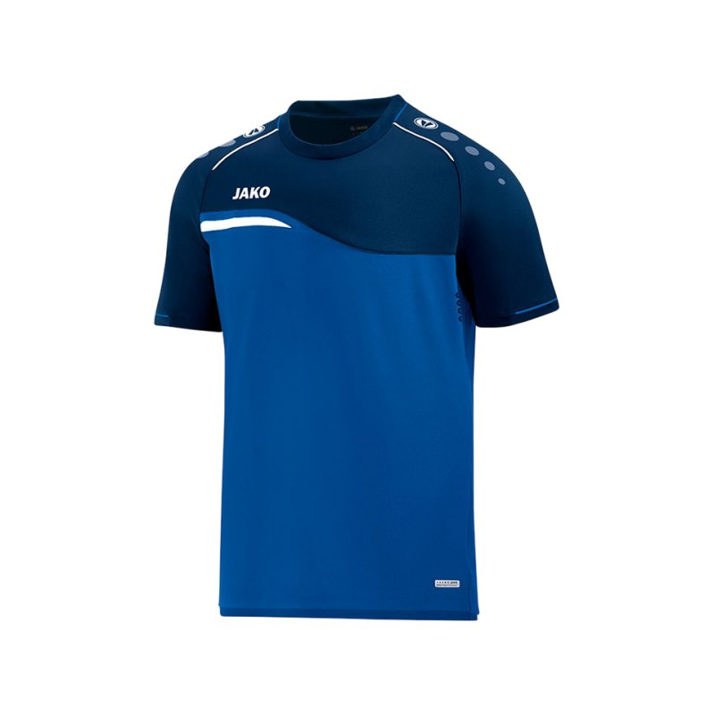 Jako Competition 2.0 T-Shirt Kids Blau F49 - blau