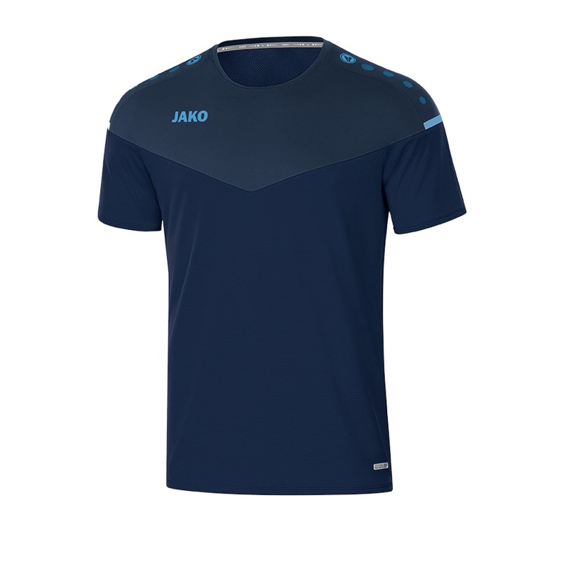 Jako Champ 2.0 T-Shirt Damen Blau F95 - blau