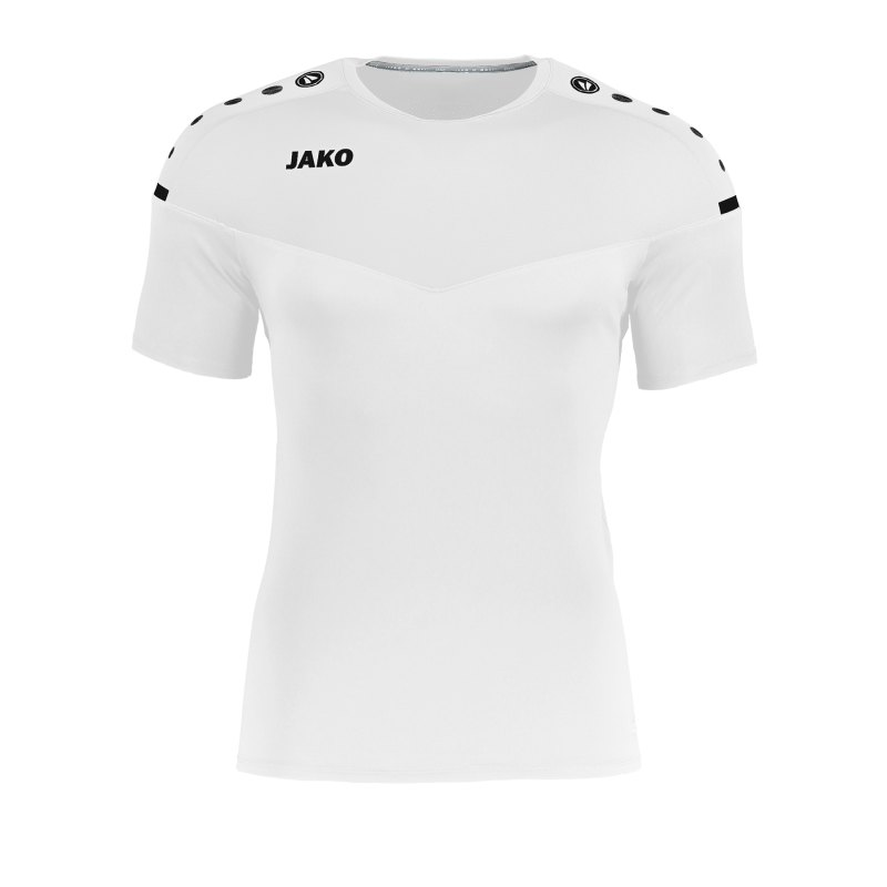 Jako Champ 2.0 T-Shirt Damen Weiss F00 - weiss