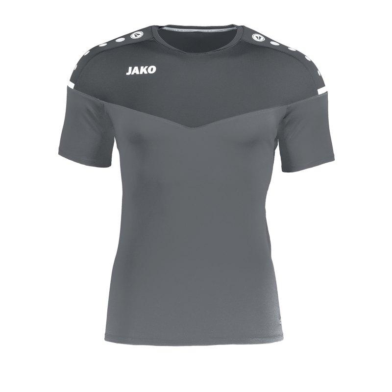 Jako Champ 2.0 T-Shirt Grau F40 - grau