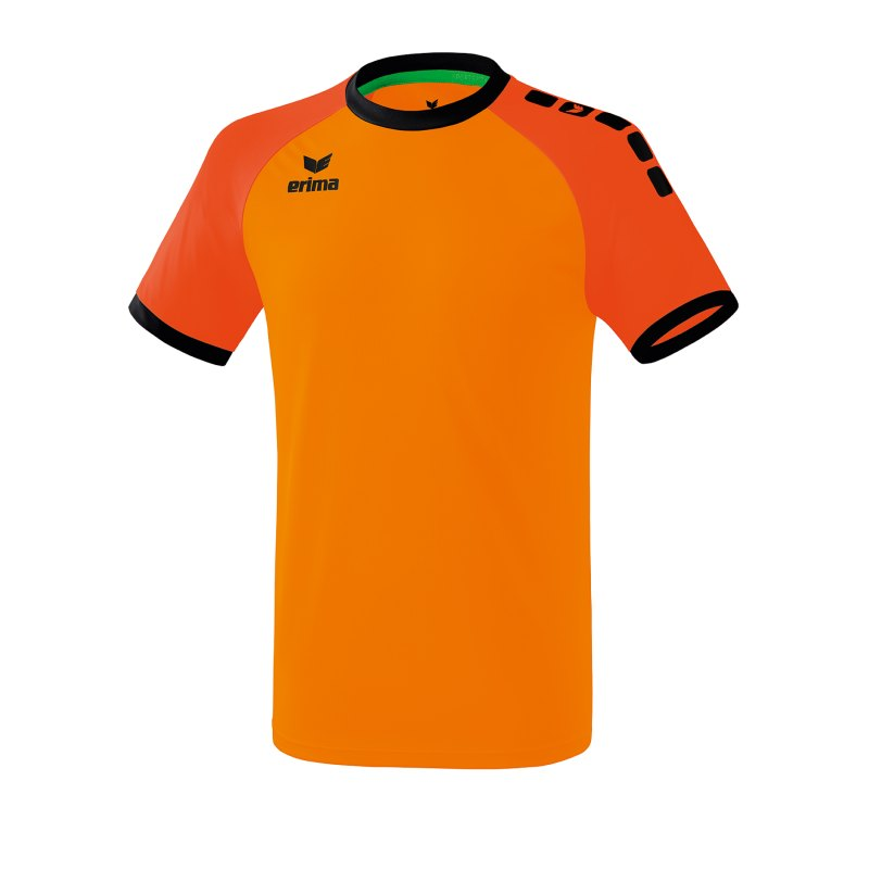 Erima Zenari 3.0 Trikot Kids Orange Schwarz - Orange