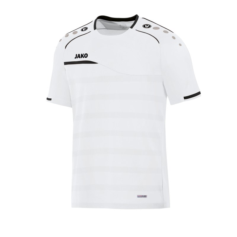 Jako Prestige T-Shirt Kids Weiss Schwarz F00 - weiss