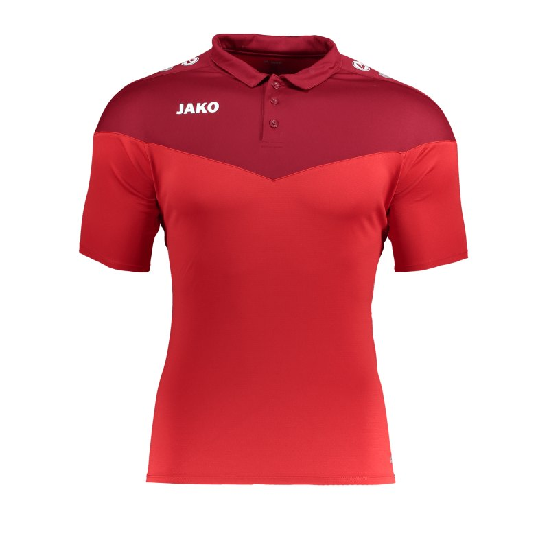 Jako Champ 2.0 Poloshirt Damen Rot F01 - rot