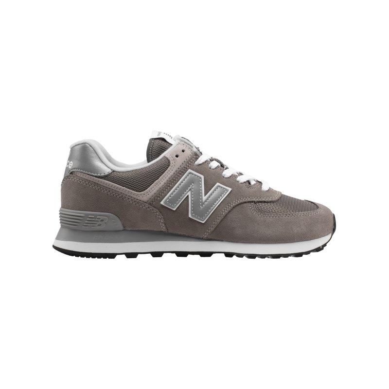 New Balance ML574 Sneaker Grau F121 - braun