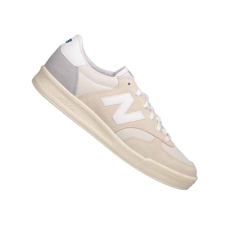 New Balance CRT300 Sneaker Weiss F3 - weiss