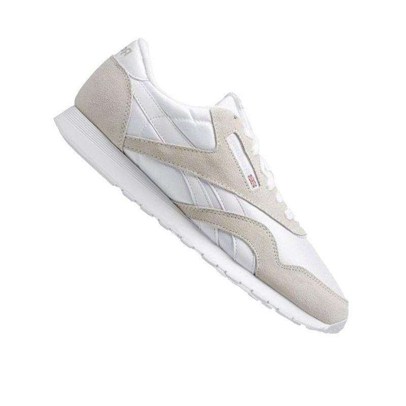 Reebok Sneaker Classic Nylon Weiss - weiss
