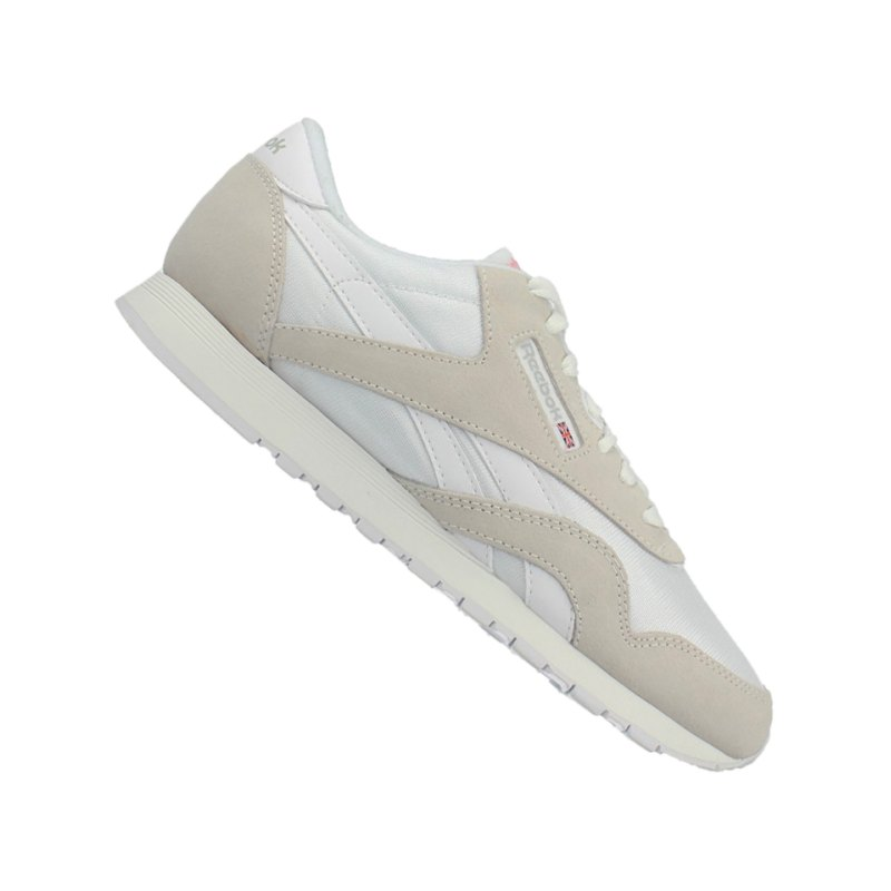 Reebok Sneaker Classic Nylon Damen Weiss - weiss