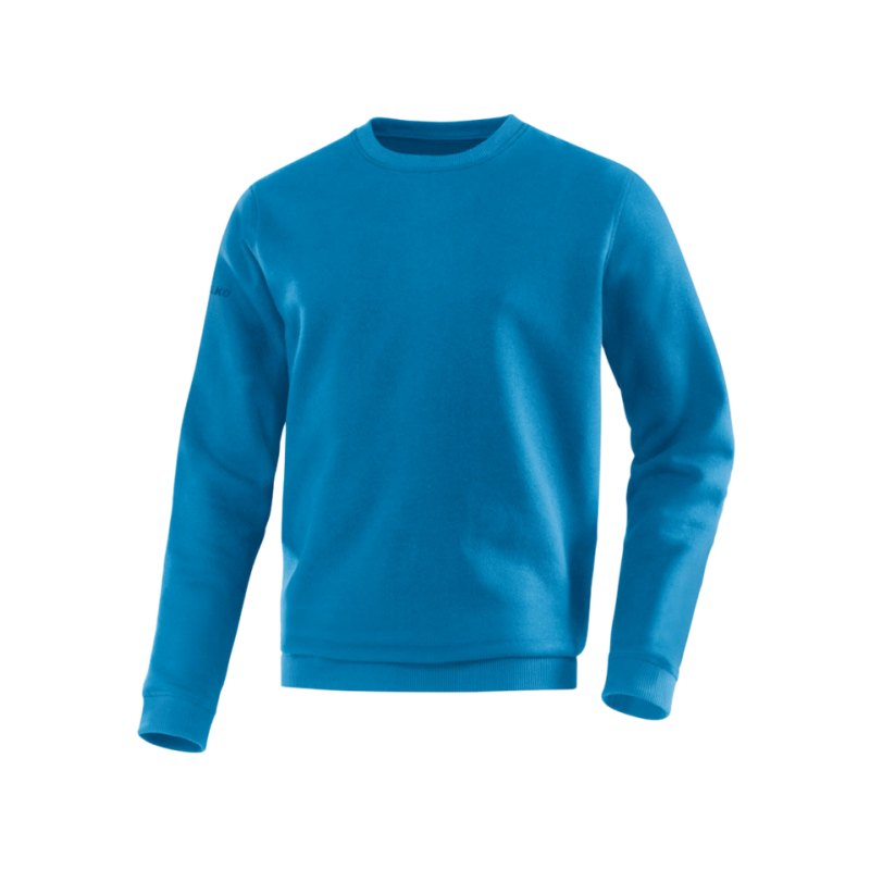 Jako Sweatshirt Team Sweat Kinder Blau F89 - blau