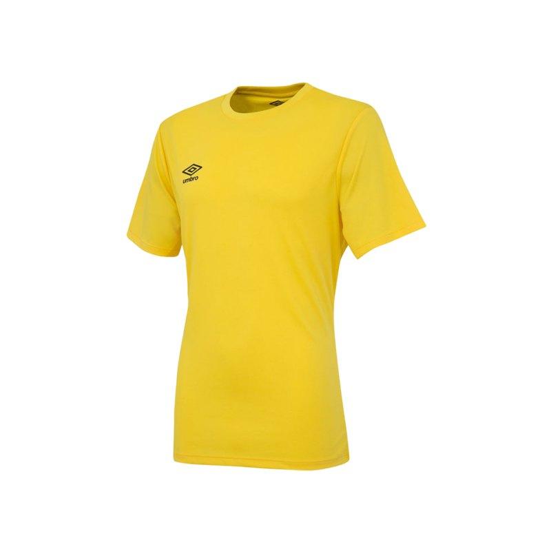 Umbro Club Trikot Gelb F0LH - gelb