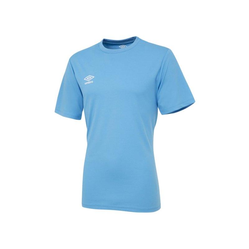 Umbro Club Trikot Hellblau F42U - blau
