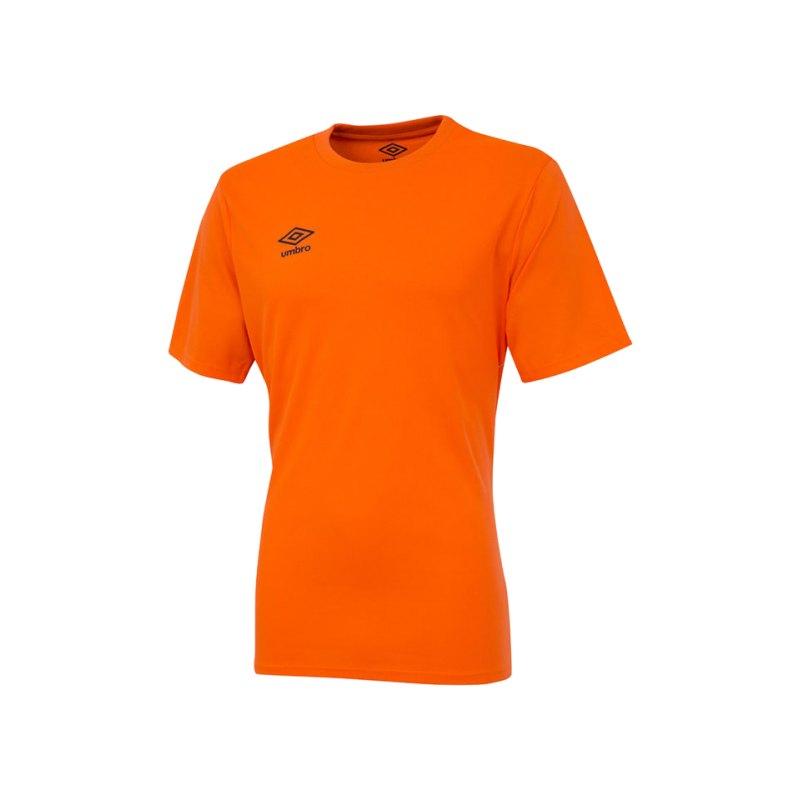 Umbro Club Jersey Trikot kurzarm Kids Orange F37I - orange