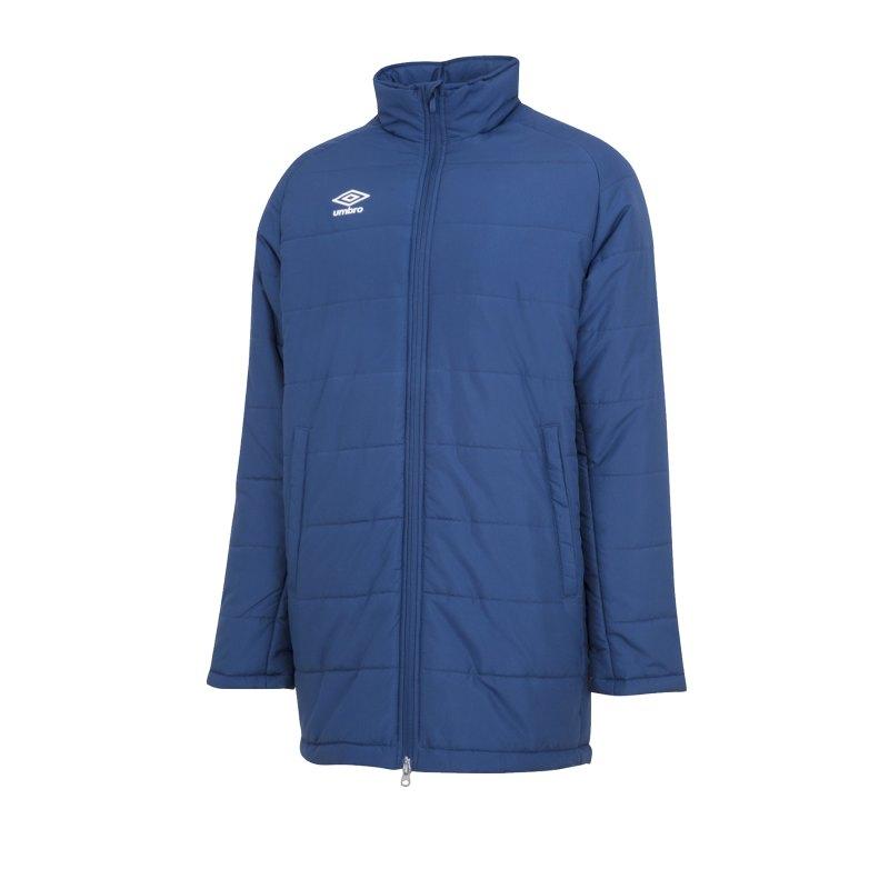 Umbro Training Padded Jacket Jacke Blau FERB - blau