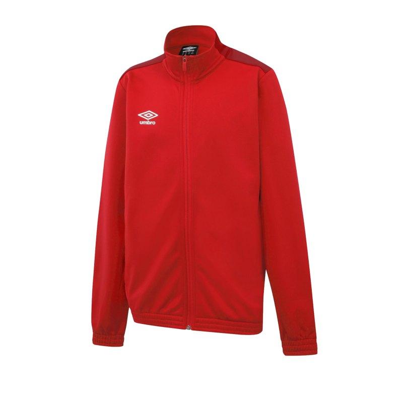 Umbro Knitted Jacke Rot FDNC - Rot