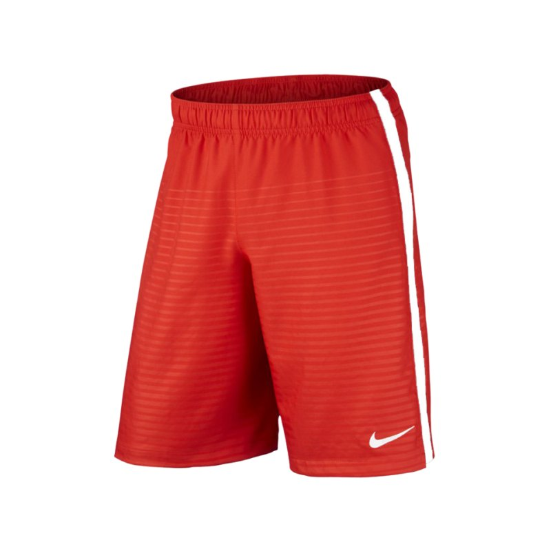 Nike Short NB Max Graphic F658 Rot - rot