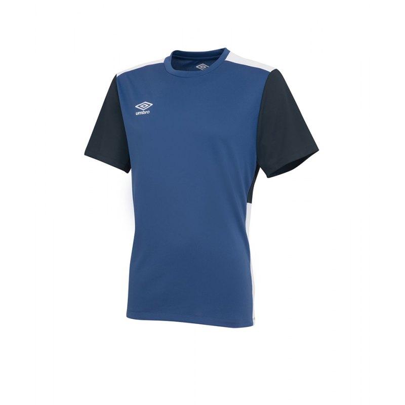 Umbro Training Poly Tee T-Shirt Blau FEV9 - blau