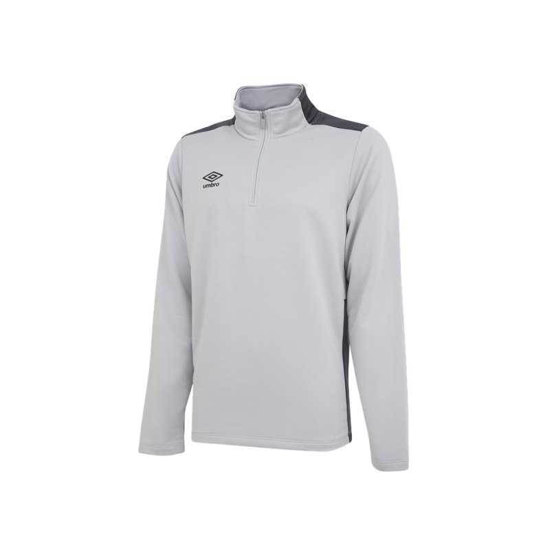 Umbro Training 1/2 Sweat Kids Grau FDM0 - grau