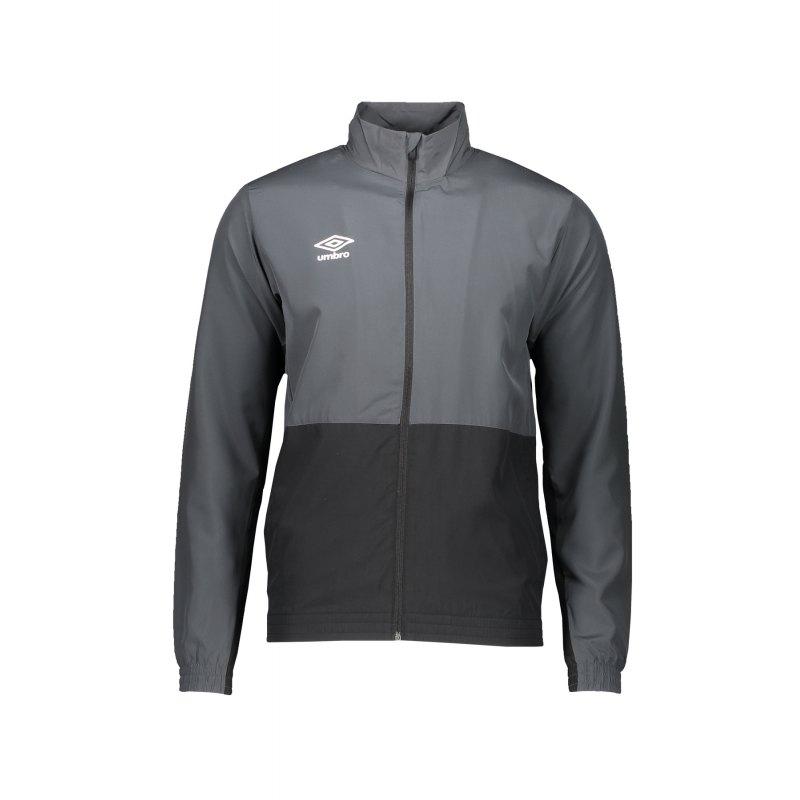 Umbro Training Woven Jacket Jacke Grau FAMV - grau