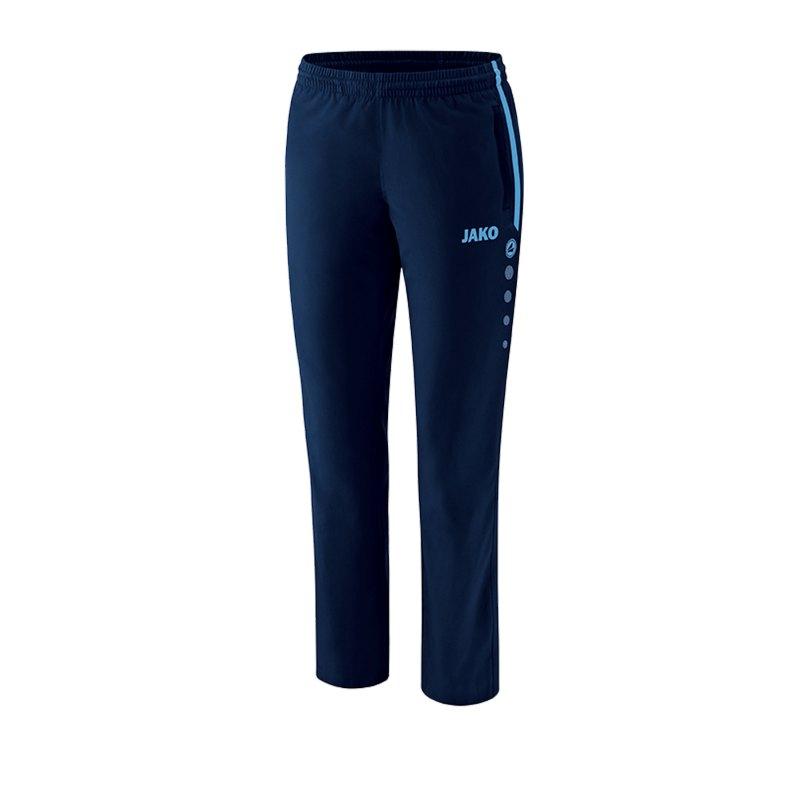 JAKO Competition 2.0 Präsentationshose Damen F95 - blau