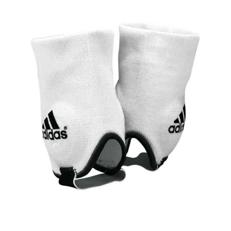 adidas Schienbeinschonerhalter Ankle Guard Weiss - weiss