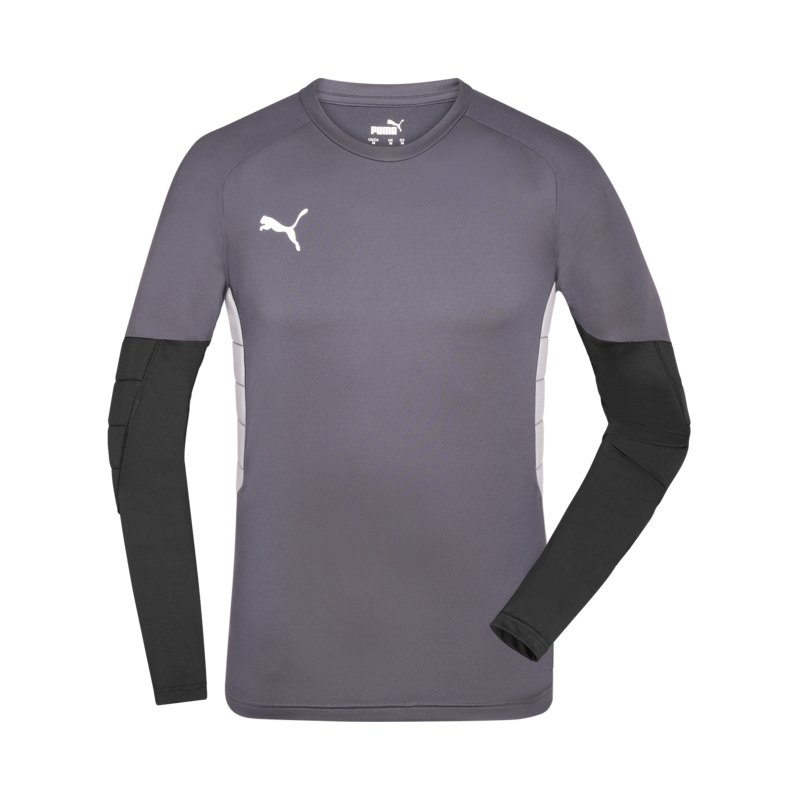 PUMA GK Padded Shirt Torwarttrikot Kids Grau F60 - grau