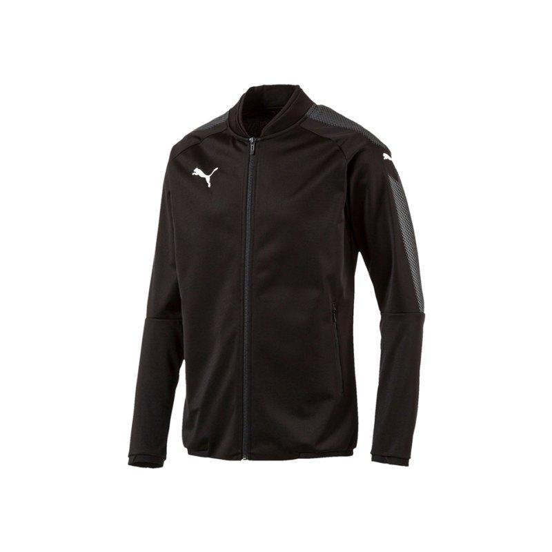PUMA Ascension Stadium Jacket Schwarz F03 - schwarz