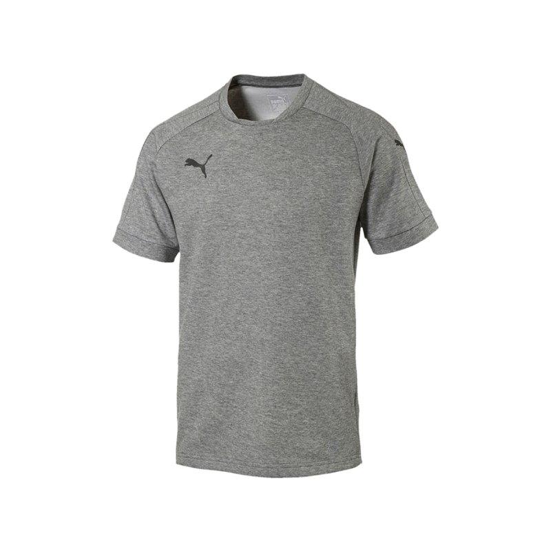 PUMA T-Shirt Ascension Tee Grau F61 - grau