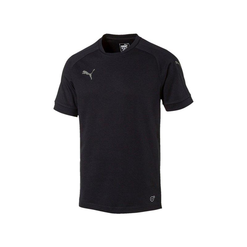 PUMA T-Shirt Ascension Tee Schwarz F60 - schwarz
