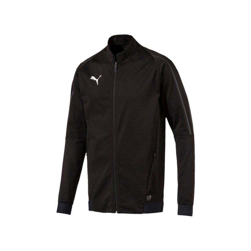 PUMA FINAL Training Trainingsjacke Schwarz F03 - schwarz