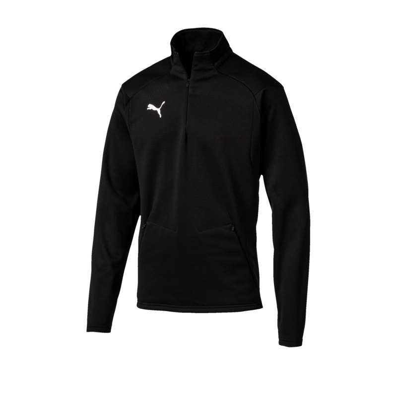 PUMA LIGA Training Fleece Sweatshirt Schwarz F03 - schwarz