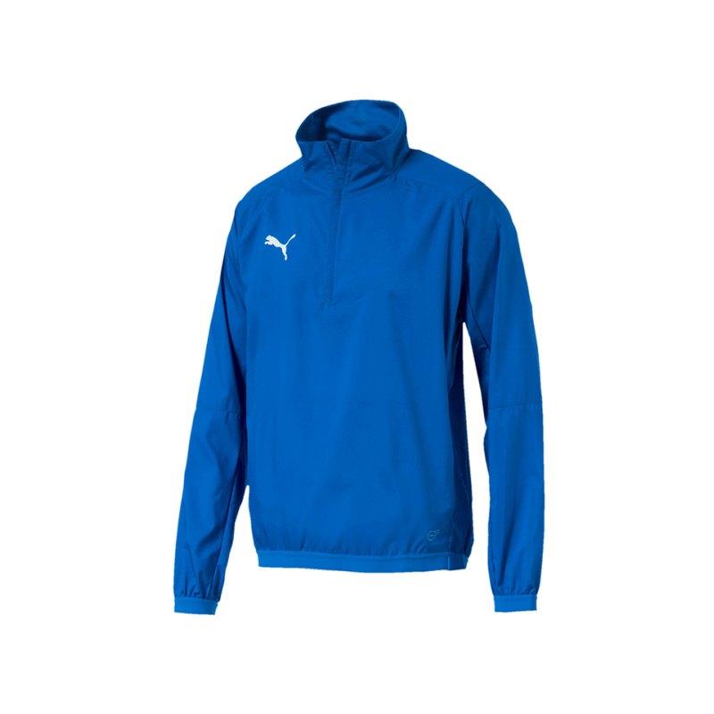 PUMA LIGA Training Windbreaker Jacke Blau F02 - blau