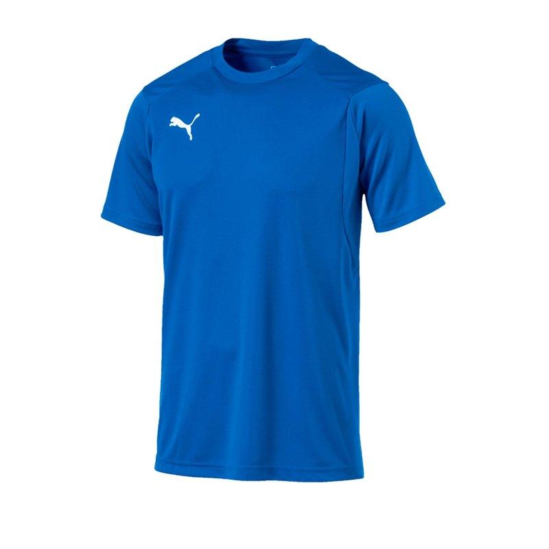 PUMA LIGA Training T-Shirt Blau F02 - blau