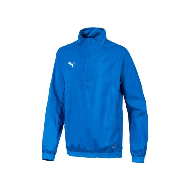 PUMA LIGA Training WindbreakerJacke Kids Blau F02 - blau