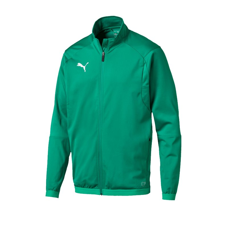 PUMA LIGA Training Jacket Trainingsjacke Grün F05 - gruen