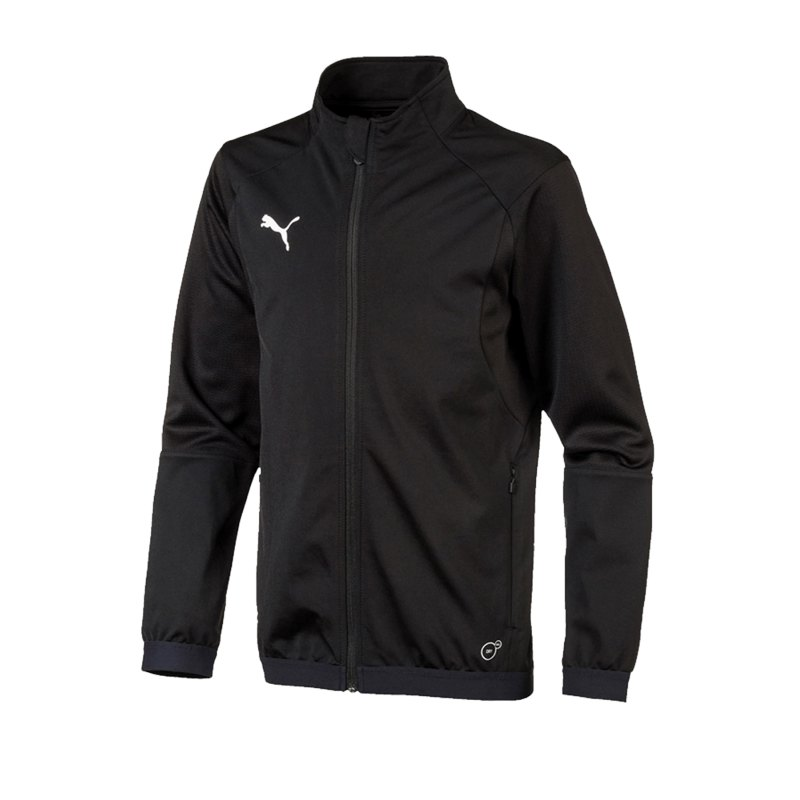 PUMA LIGA Training Jacket Trainingsjacke Kids F03 - schwarz