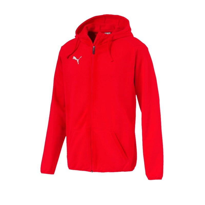 PUMA LIGA Casual Jacket Jacke Rot F01 - rot