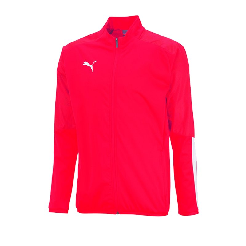 PUMA CUP Sideline Jacket Jacke Rot F01 - rot