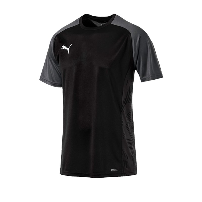 PUMA CUP Sideline Core T-Shirt Schwarz F03 - schwarz