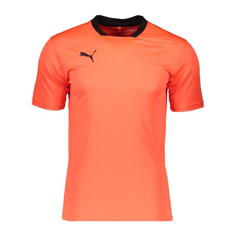 PUMA ftblNXT T-Shirt Rot Schwarz F003 - rot